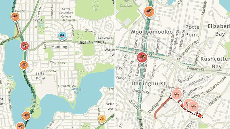 WA Police Minister warns drivers about dangers of app Waze