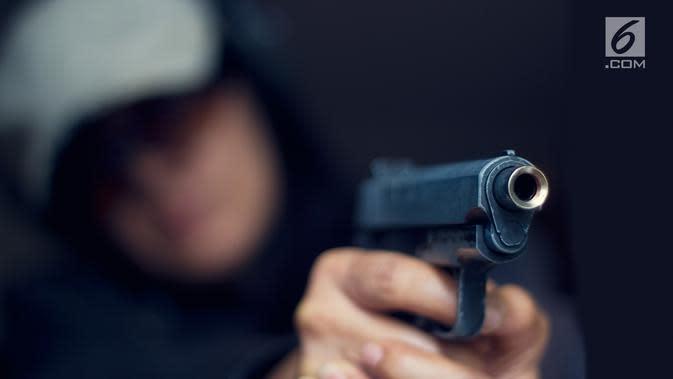 Olah TKP Rentetan Kasus Penembakan Aparat dan Pendeta di Intan Jaya Papua