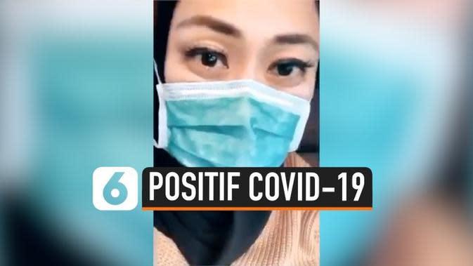 VIDEO: Bupati Karawang Cellica Nurrachadiana Positif Corona Covid-19