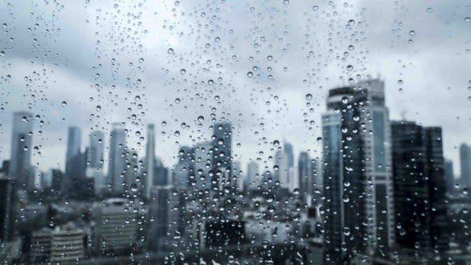 Siklon Tropis dari Filipina, Jakarta Siap-siap Hujan dan Angin Kencang