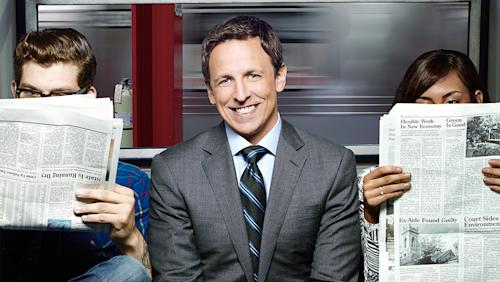 TV Review: 'Late Night With Seth Meyers'