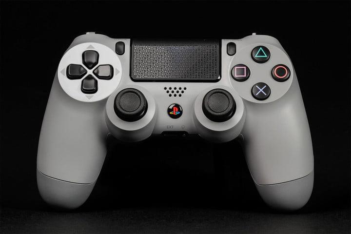 PlayStation 4 PS4 20th Anniversary controller
