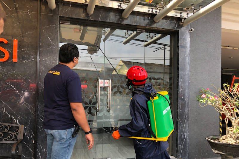 PHRI DIY gelar Merti Hotel dan Restoran cegah penyebaran Corona