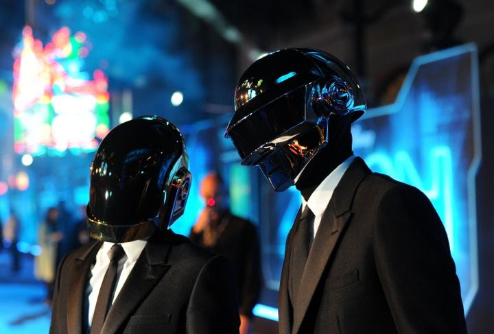 "Listen: Daft Punk's New Single ""Get Lucky"""