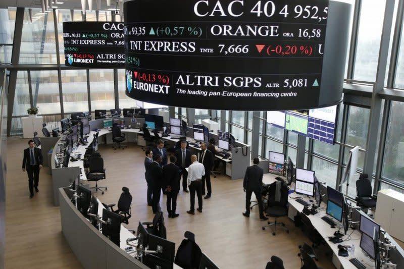 Saham Prancis balik melemah, Indeks CAC 40 menyusut 0,27 persen