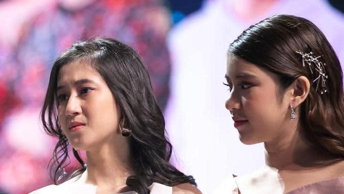 Potret persahabatan Tiara Anugrah dan Keisya Levronka. (Sumber: Instagram/@keisyatiara._)