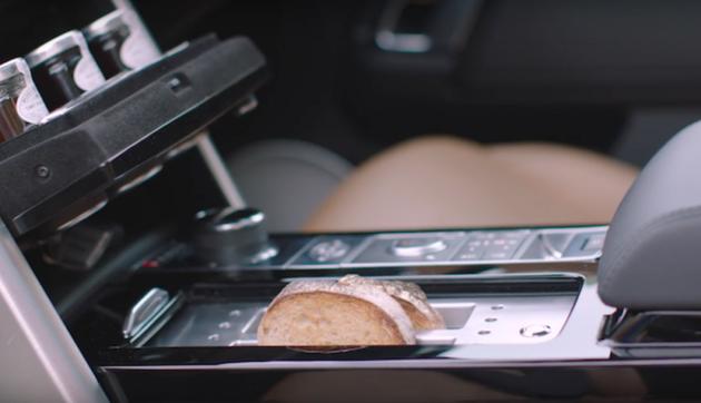 休旅車改裝成行動廚房!烤吐司機的擺放位置讓人很驚喜(內有影片)
