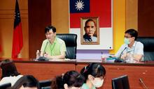 熱血學運教授議會初體驗 國民黨給高雄新聞局長董建宏一次「震撼教育」