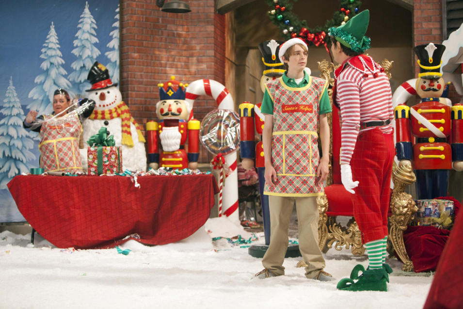 """Kickin' It"" - ""Oh, Christmas Nuts!"" on Disney XD Monday, 12/3 at 8pm"