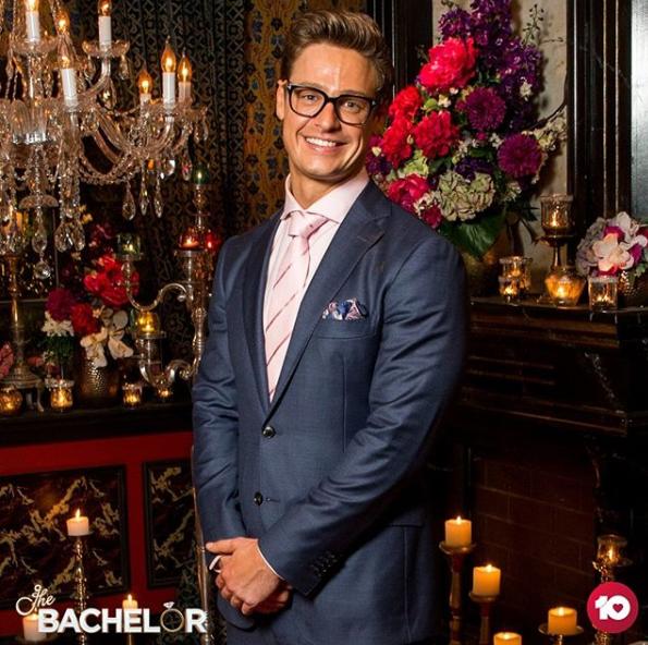 The Bachelor Australia Matt Agnew