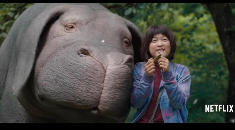 Netflix movie Okja