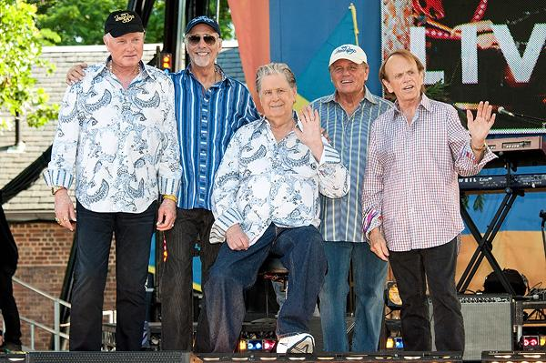 Beach Boys to Continue Touring Without Brian Wilson, Al Jardine, David Marks