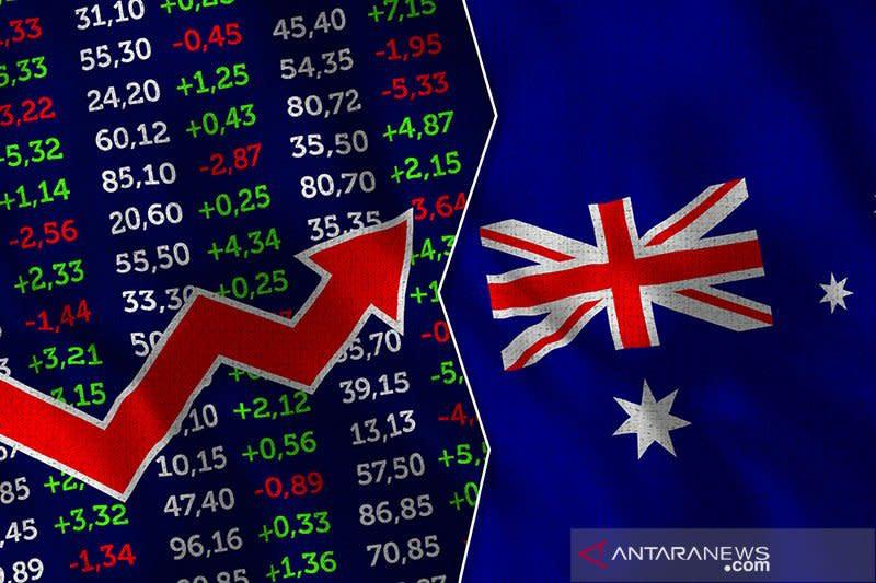 Bursa saham Australia ditutup pada rekor tertinggi baru sepanjang masa