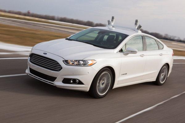 倒數四年....開始!FORD預計在2021年推出自動駕駛汽車