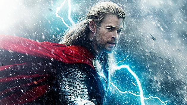 'Thor: The Dark World' Teaser Poster Swings a Mighty Hammer