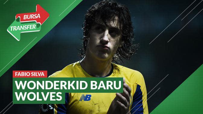 VIDEO Bursa Transfer: Wolverhampton Wanderers Datangkan Wonderkid Baru, Fabio Silva