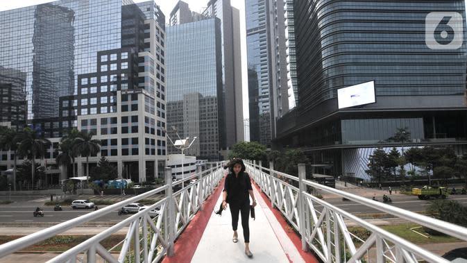 Revitalisasi JPO, Pemprov Kembali Pakai Dana KLB