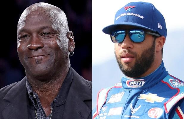 Bubba Wallace to Drive for Michael Jordan-Owned NASCAR Racing Team