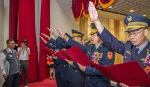桃市警局卸新任分局長、大隊長交接 鄭文燦期勉團隊持續做出好成績