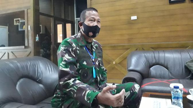 Komandan Korem 044 Garuda Dempo Brigjen TNI Jauhari Agus Suraji (Liputan6.com / Nefri Inge)