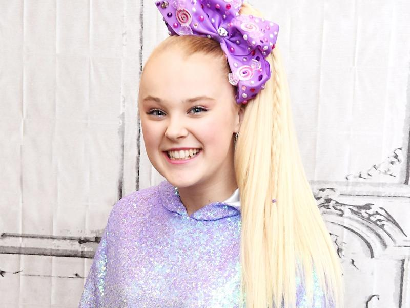 JoJo Siwa Speaks Out After Her Claire's Makeup Kit Was Recalled