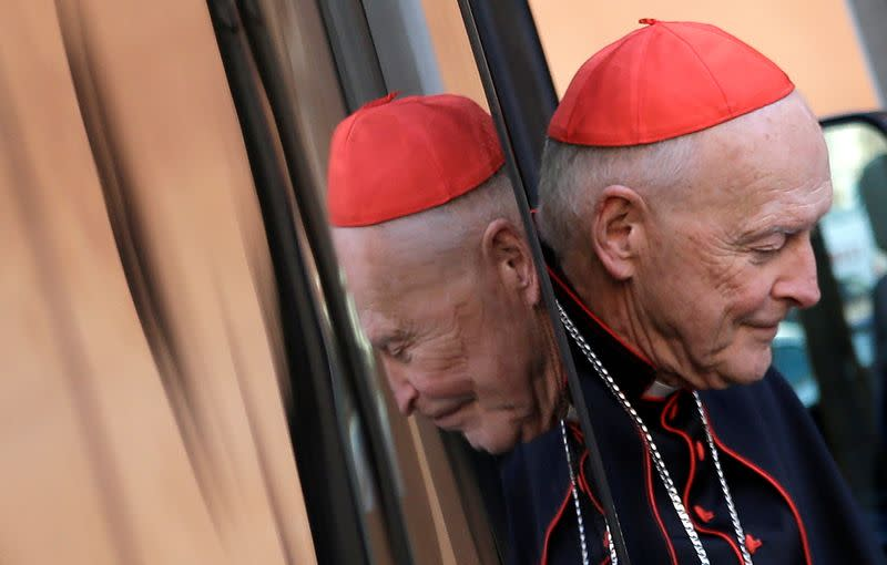 McCarrick report expected soon but pope has last word - Vatican official