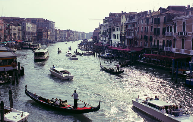 Flickr photo of the day: High water in Venice