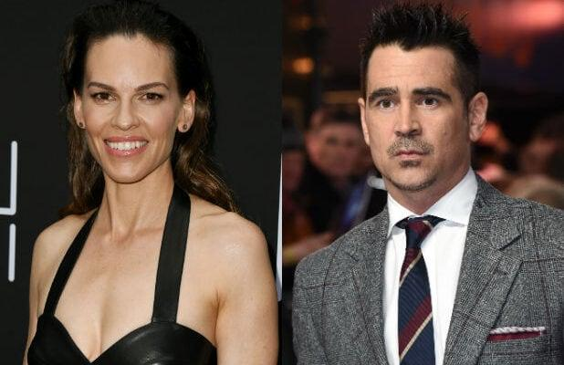 Lionsgate Moves Colin Farrell Sci-Fi 'Voyagers,' Hilary Swank Thriller 'Fatale' to 2021