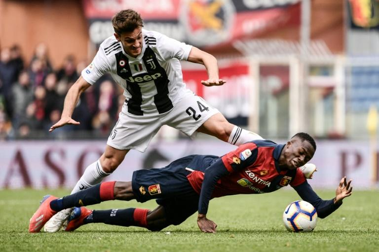 Italy's Rugani joins Champions League rookies Rennes
