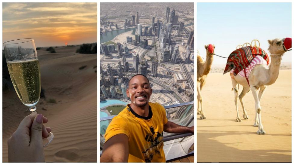 <p>Dubai is known for its lavish and opulent nature. But the popular stop over destination can be hard to navigate when just you're popping in en route to Europe.<br />But if you want to make the most of the seriously extra offerings the man-made city has for travellers to enjoy, you'll need to know exactly what hotspots to hit.<br />Here are our suggestions to help you live the high life whilst on a vaycay to the 'City of Gold'. </p>