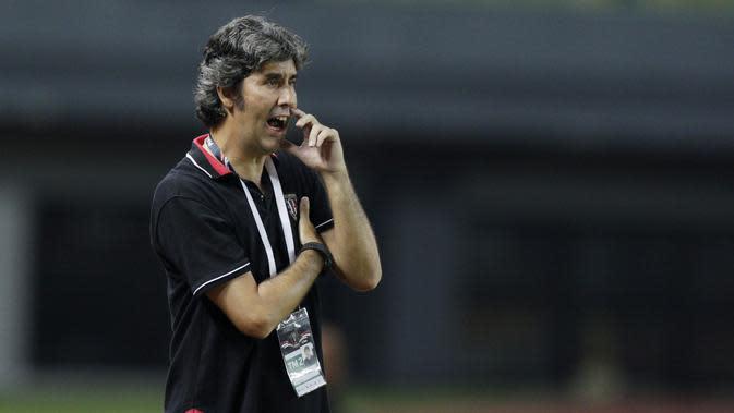 Stefano Cugurra Minta Bali United Konsentrasi Raih Poin untuk Pastikan Titel Juara