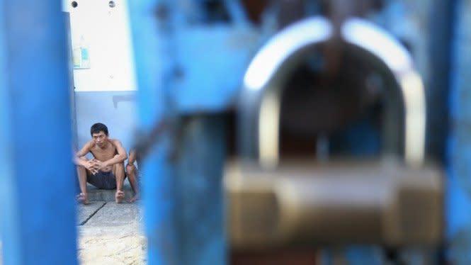 Polda Metro akan Bantu Tangkap Napi China yang Kabur