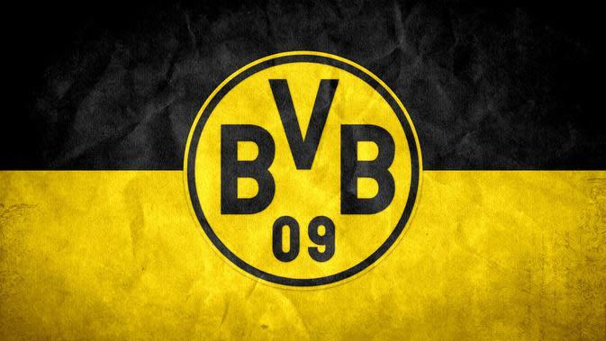 Logo Borussia Dortmund. (threepullpa).
