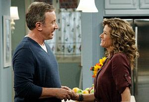 Last Man Standing's Nancy Travis: I Get to Be a Buffoon Too