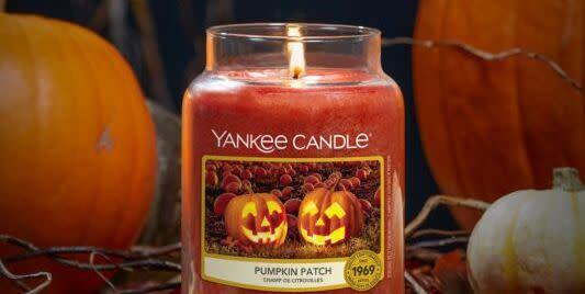 Photo credit: Yankee Candle