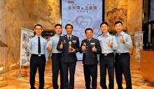 友善職場 空軍2單位獲職安衛五星獎