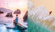 2020台灣景點推薦~盤點「全台10大絕美海灘」~台版天空之鏡海灘、高雄秘境沙灘光看就超療癒!