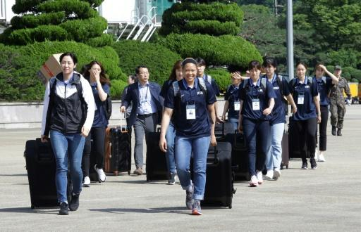 Recently the two Koreas announced they would field joint teams in three sports -- canoeing, rowing and women's basketball -- at the upcoming Asian Games