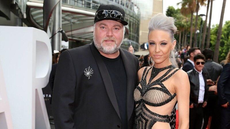 Kyle Sandilands' girlfriend Imogen Anthony has opened up about her battle with depression and body dysmorphia in a brave Instagram post. Photo: Getty Images