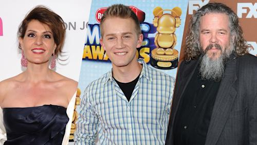 Nia Vardalos, Jason Dolley, Mark Boone Junior In 'Helicopter Mom' (EXCLUSIVE)