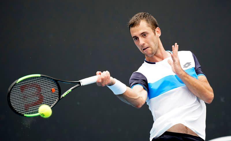 Djere beats Cecchinato in Sardinia to clinch second ATP title