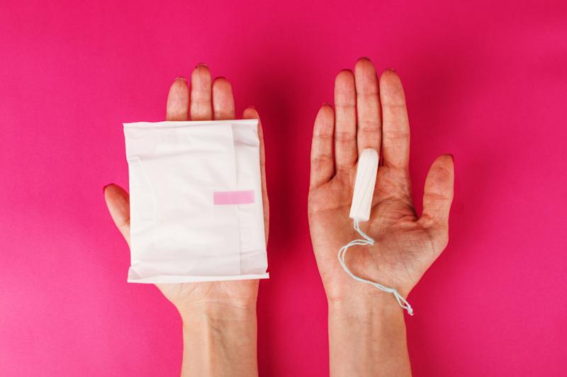 """The move to provide free sanitary products has been described as """"fantastic"""". [Photo: PA]"""