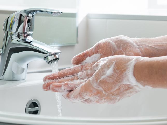 預防武漢肺炎「勤洗手」更重要