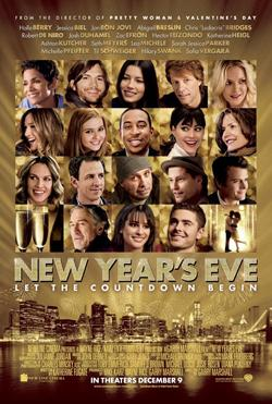 The 'New Years Eve' One-Sheet Is the Turducken of Movie Posters