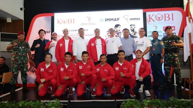 5 Atlet Indonesia Berlaga di Kejuaraan MMA Amatir Dunia
