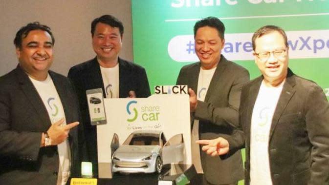 Share Car, Aplikasi Sewa Mobil Berteknologi Geolocation