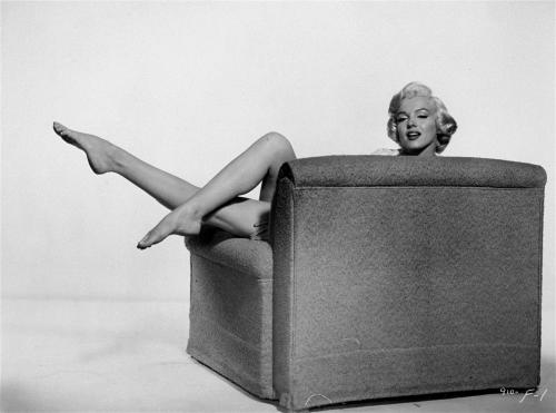 """FILE - In this 1955 publicity photo, actress Marilyn Monroe is shown as the girl upstairs in director Billy Wilder's """"The Seven Year Itch."""" The bombshell actress continues to be a successful celebrity brand even 50 years after she died, with a new digital emphasis to complement the wealth of photos, fashion, films and other cultural touchstones she left behind. (AP Photo, File)"""