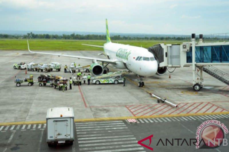 Jumlah penumpang Bandara Lombok melonjak saat libur Natal ...