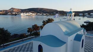 新冠疫情:希臘度假島嶼凖備迎接遊客回歸