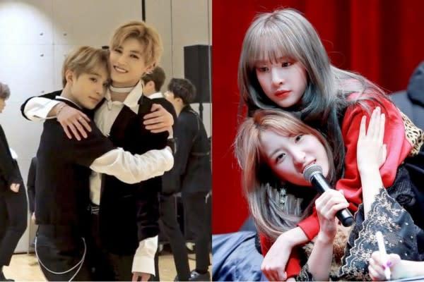 Bak Saudara Kembar, 10 Potret Jungwoo NCT & Seola WJSN yang Mirip Abis